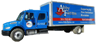 Abby Farms Delivery Truck